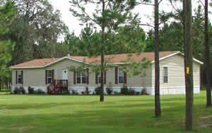 site built house